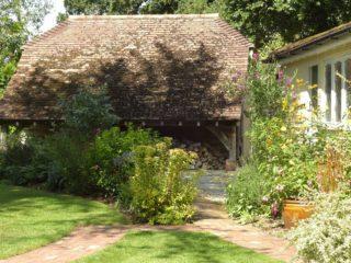 Midsummer at Ferns Lodge. | NGS Garden Ferns Lodge